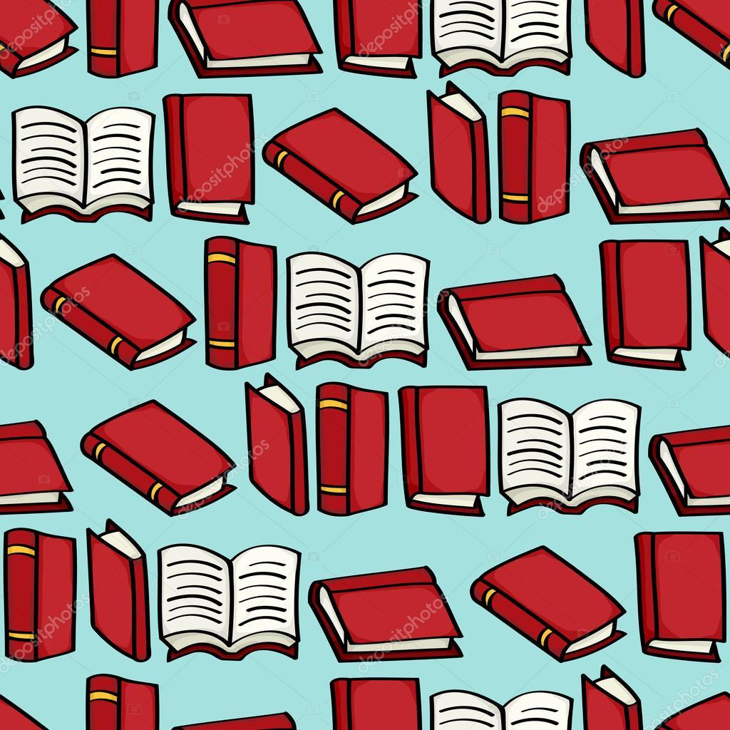 Libros de dibujos animados fondo transparente archivo - Imagenes de librerias ...