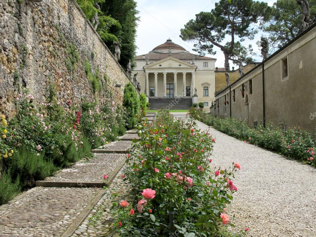 Villa capra la rotonda arquitecto andrea palladio fotos de stock cristalvi 26371509 Villa jardin donde queda
