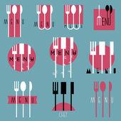 Restaurace menu soubor
