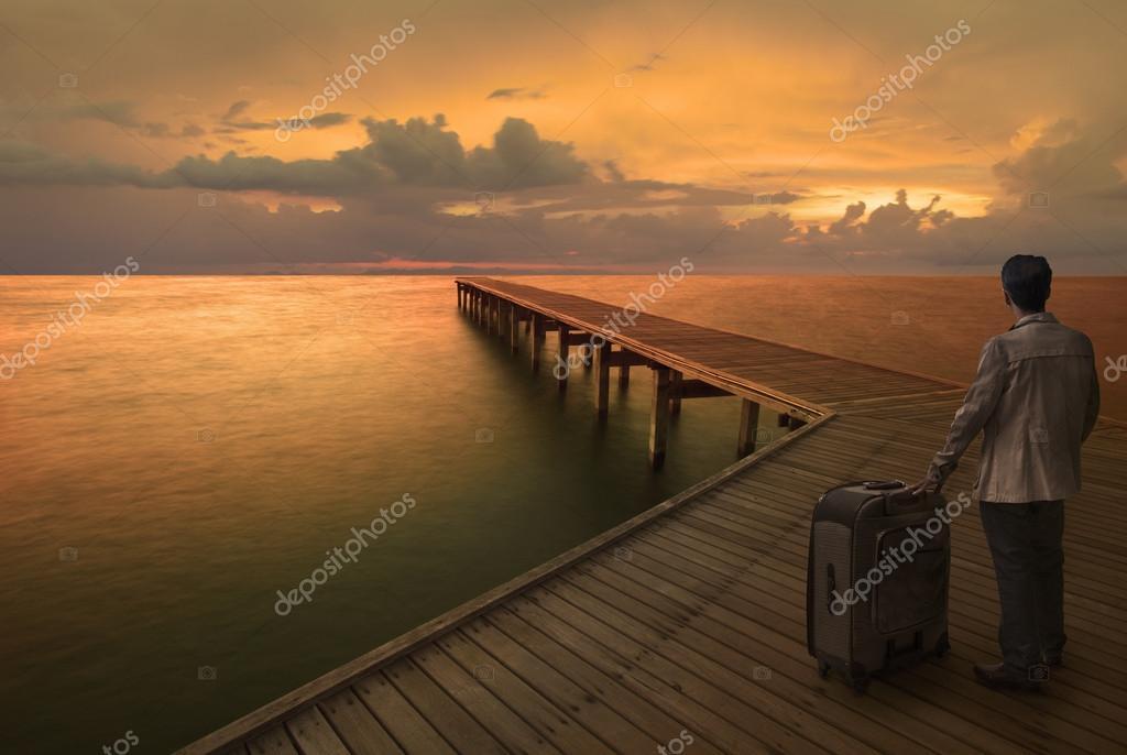 last man standing on the bridge