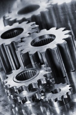 Aerospace gears and cogs