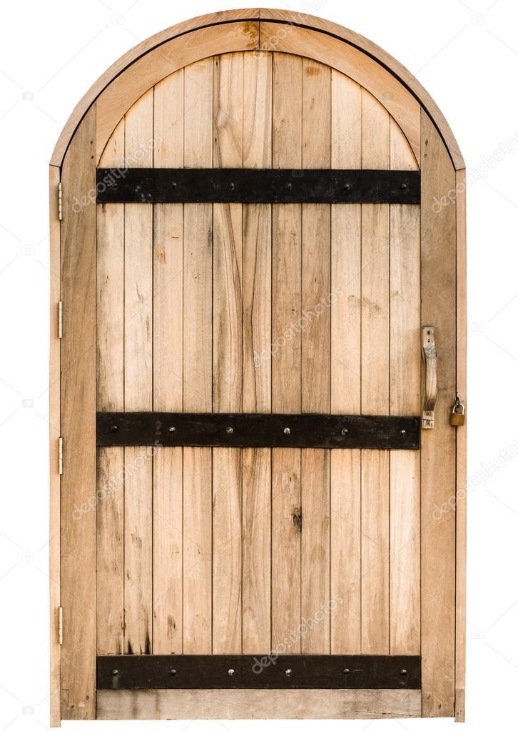 holz bogen t r stockfoto wuttichok 38495783. Black Bedroom Furniture Sets. Home Design Ideas