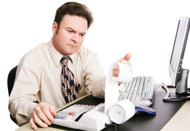 Accountant Serious
