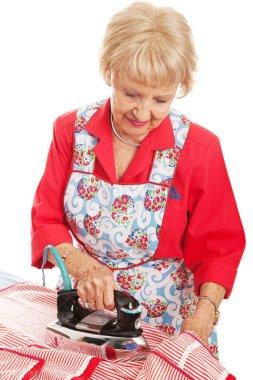 Senior Lady Irons