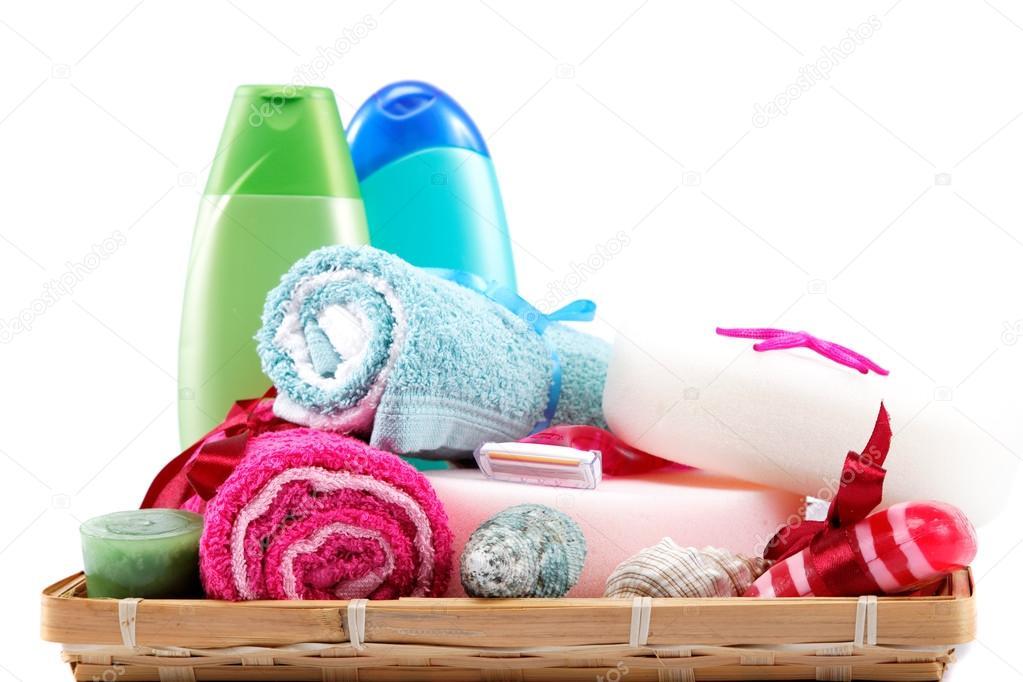 Art culos de higiene personal accesorios para sauna o spa en madera foto de stock t r o t z - Accesorios para saunas ...