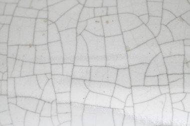 Antique ceramic texture