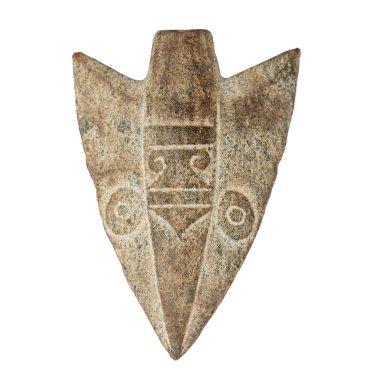 Antique arrow stone