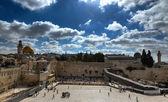 Fotografie Western Wall, Temple Mount, Jerusalem