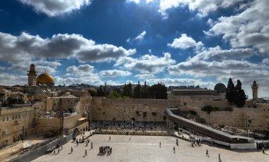 Western Wall, Temple Mount, Jerusalem