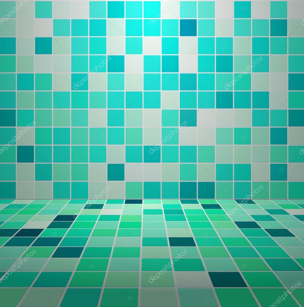 Paredes De Azulejos De Mosaico Vector De Stock 89studio 45573103 ~ Mosaicos De Azulejos En Paredes