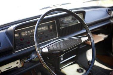 WARSAW - August 25: Old polish car