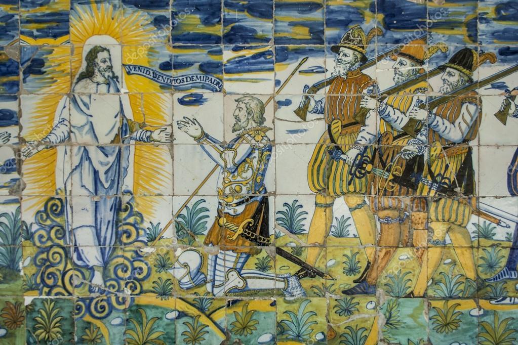 Talavera ceramiki p ytek bazyliki del prado talavera de - La reina del mueble talavera ...