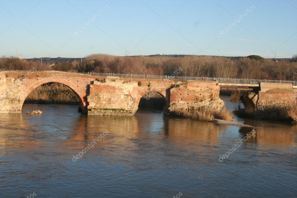 Roman Bridge Talavera de la Reina, Rio Tajo,