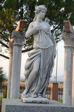Marble sculpture of the Goddess Venus