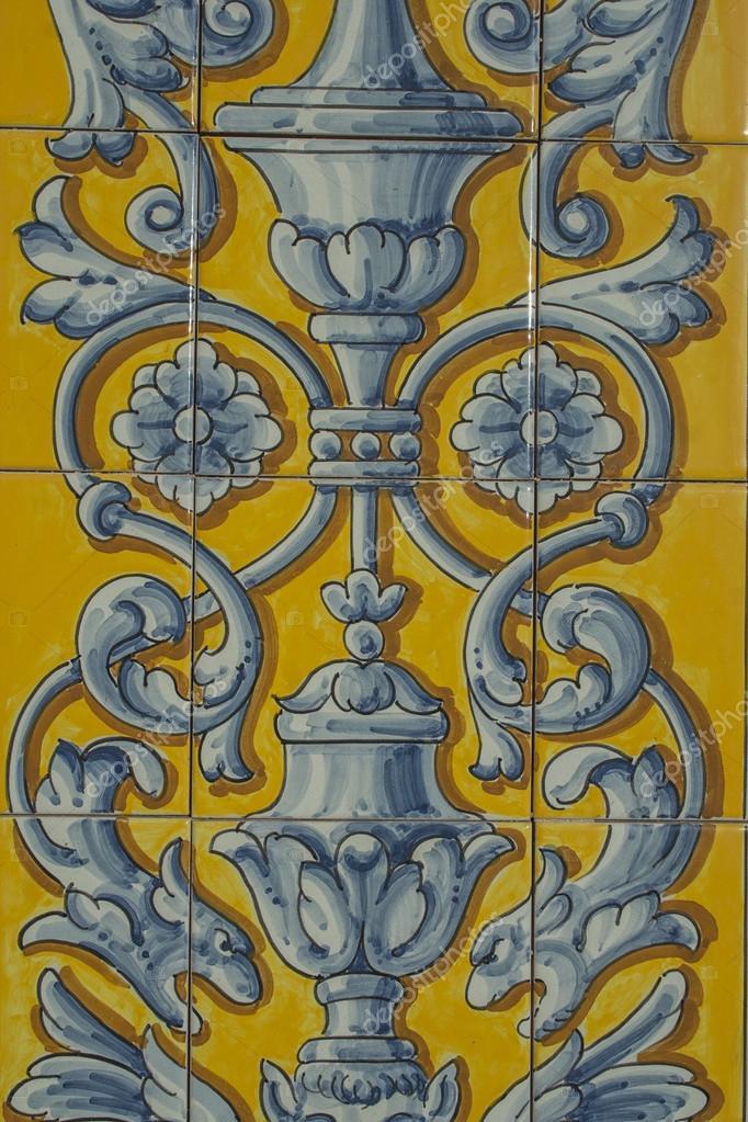 Detalles de cer mica talavera toledo espa a foto for Ceramica talavera madrid