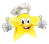 Šéfkuchař maskot