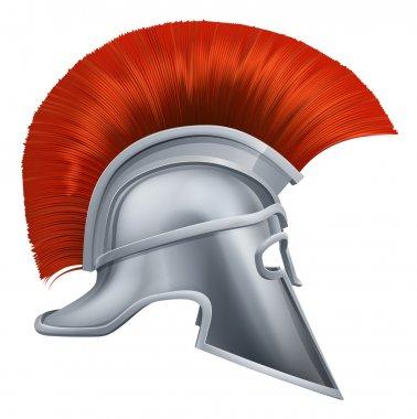 Ancient Greek Warrior Helmet