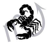 Fotografia Scorpione zodiacale astrologia oroscopo