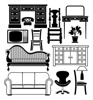 Set of furniture