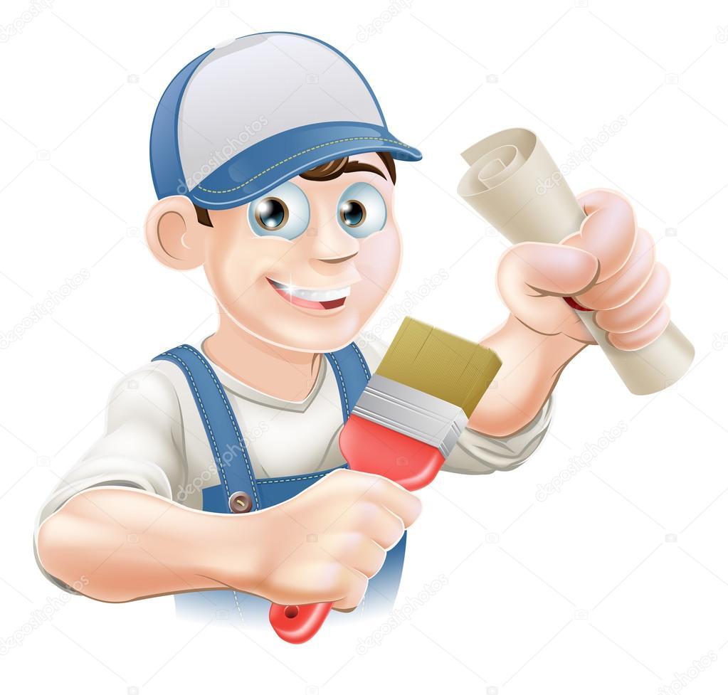 Painter decorator training