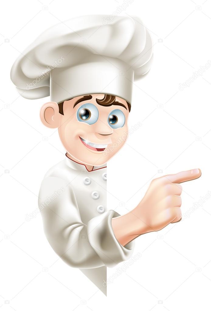 Znalezione obrazy dla zapytania clipart kucharz jadłospis
