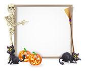 Halloween kostry znamení