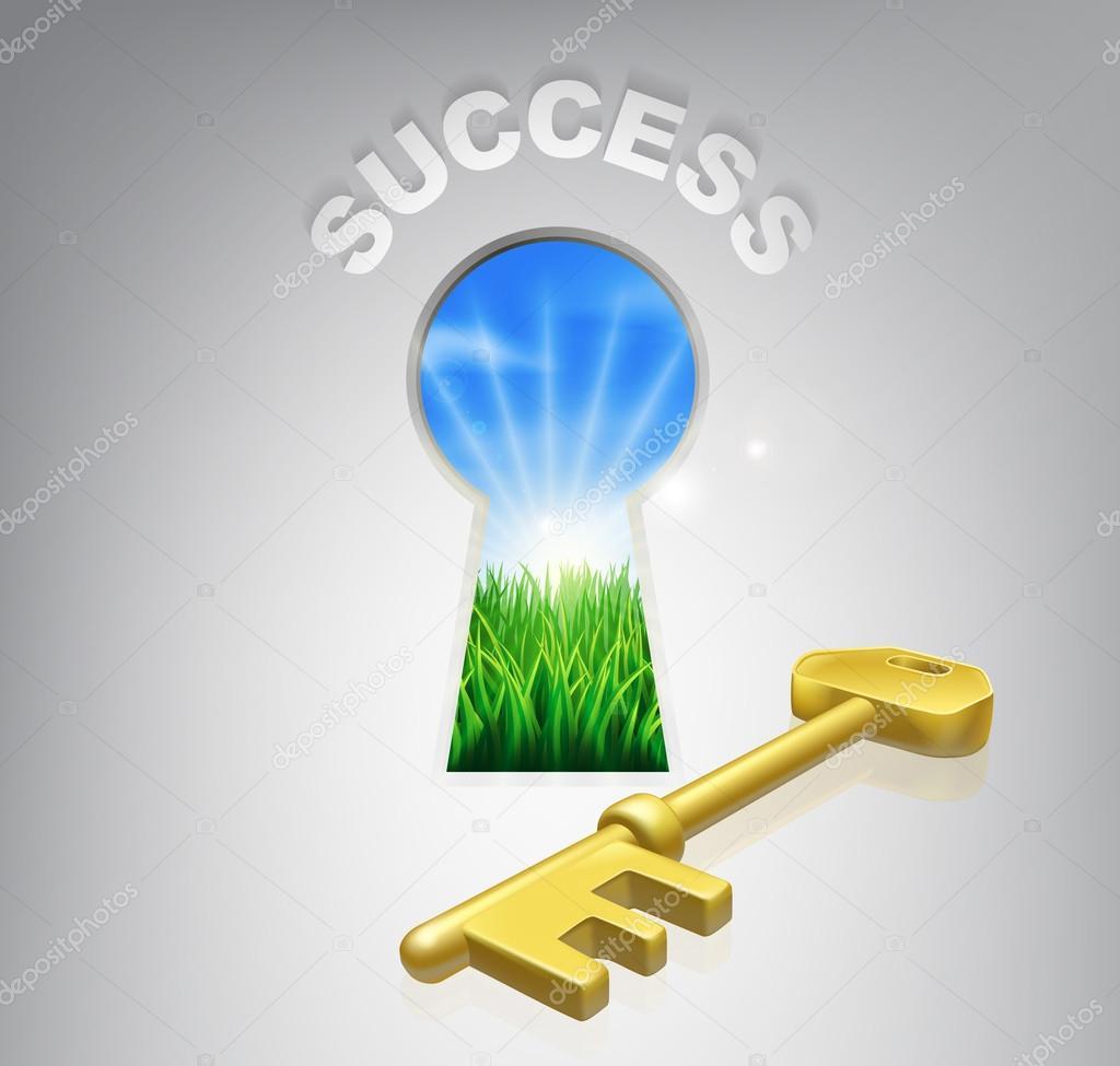 nyckeln till framgång