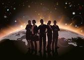 koncept globálního týmu
