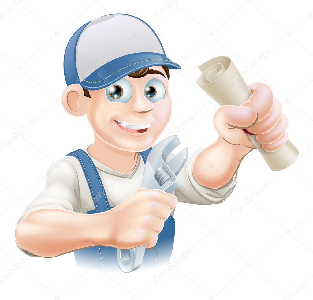 Plumber or mechanic qualification