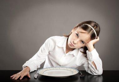 little girl lack of appetite