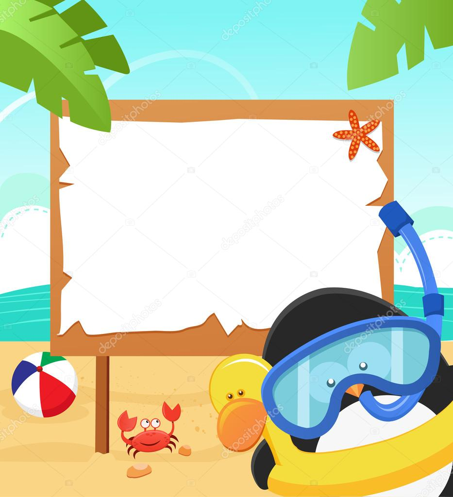 Penguin's Summer Message