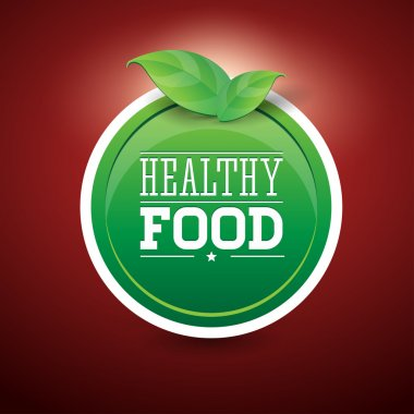 Healthy food green