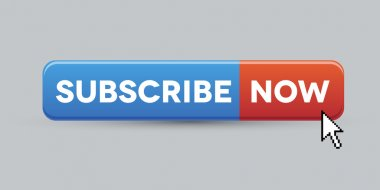 Subscribe now button icon