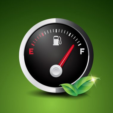 Renewable Biofuel Icon vector