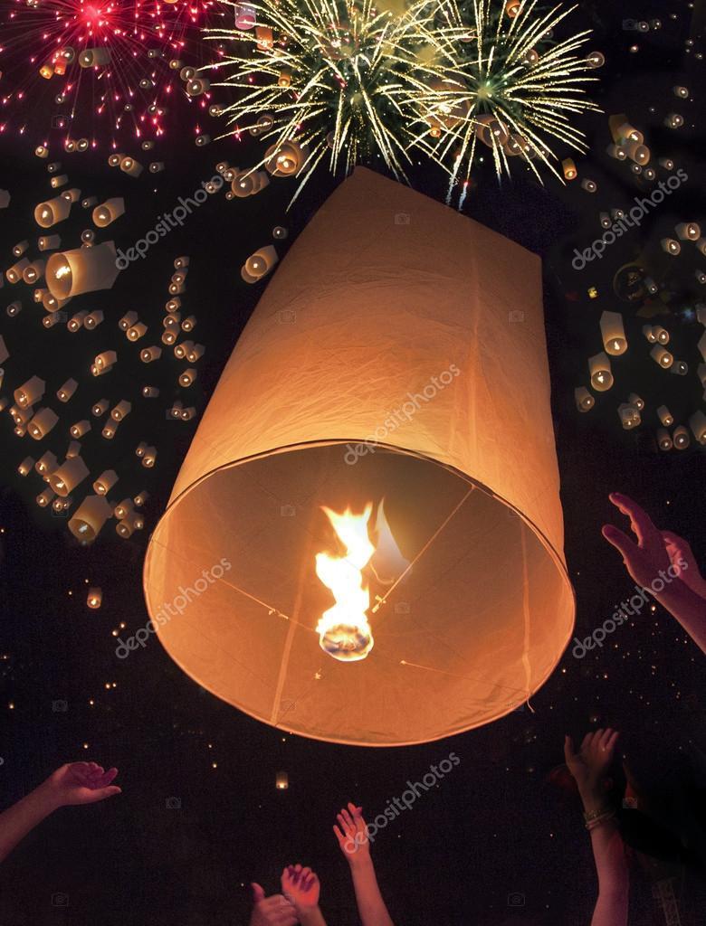 thais schwebende lampe — stockfoto © anekoho #28829797