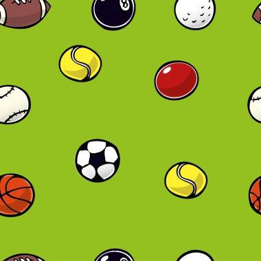Sports Ball pattern