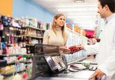 Fényképek Vásárlás a szupermarketben