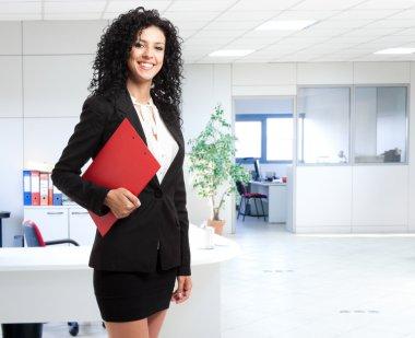 Gorgeous businesswoman portrait