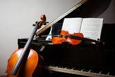 Fotografie Klassisches Musikkonzept