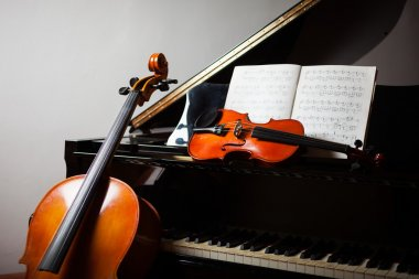 Classical music concept