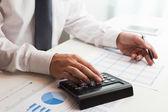 účetní v práci