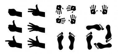 hands, foots