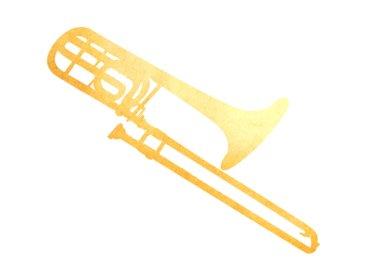 Image of trombone