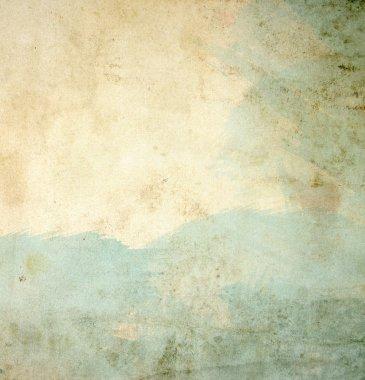 Watercolor paint background