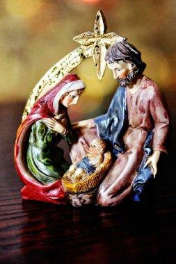 Holy Family - Mary, Joseph and Jesus