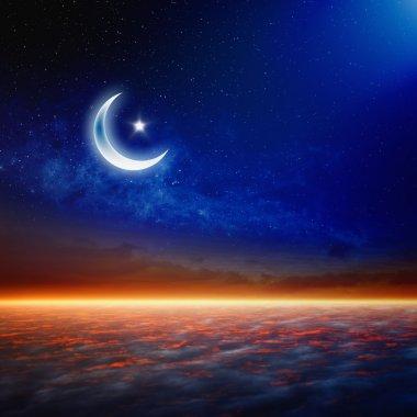 Eid Mubarak, ramazan background