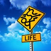 koncept znamení symbolizující život je plný zvratů a