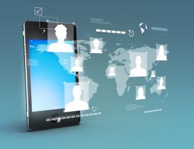 Modern media touch screen technology