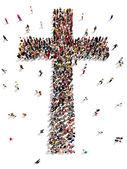lidé najít křesťanství, náboženství a víře