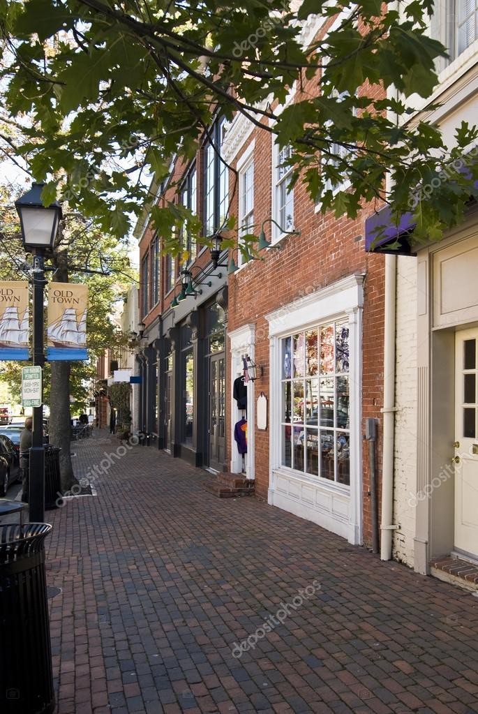 Main Street U.S.A.